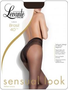 Классические колготки с трусиками Levante BRASIL 40
