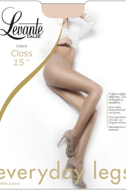 Классические колготки с шортиками Levante CLASS 15 - фото 1
