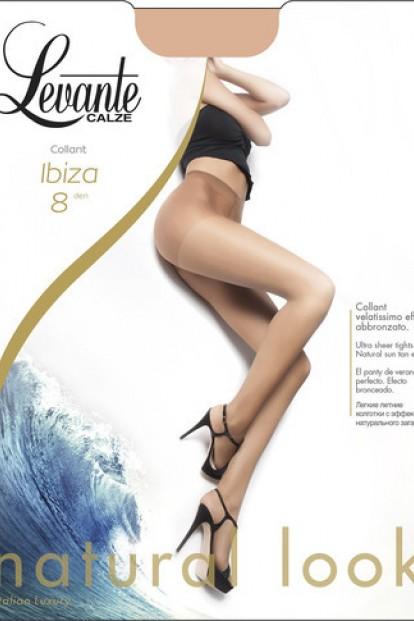 Классические летние колготки с шортиками Levante IBIZA 8 - фото 1