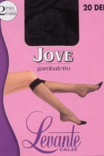 Тонкие гольфы LEVANTE JOVE 20 gambaletto (2 п.) - фото 1