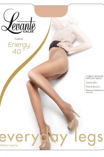 Классические колготки с шортиками Levante ENERGY 40 - фото 1