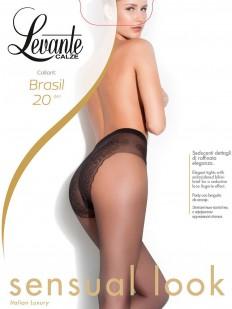 Классические колготки с трусиками Levante BRASIL 20