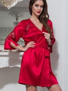 Халат Mia-Mella Mirabella 2073 красный