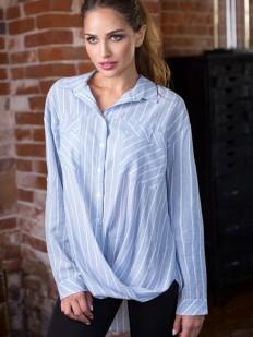 Хлопковая рубашка Mia-Mia Cindy 16271