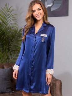 Шелковая рубашка Mia-Mia Kristy 15114