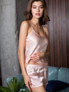 Шелковая пижама Mia-Mia Rosemary 15142