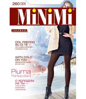Супер плотные леггинсы Minimi PIUMA 260 pantacollant