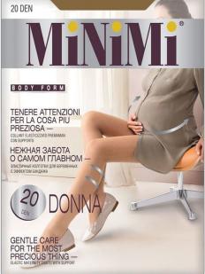 Колготки для беременных Minimi DONNA 20