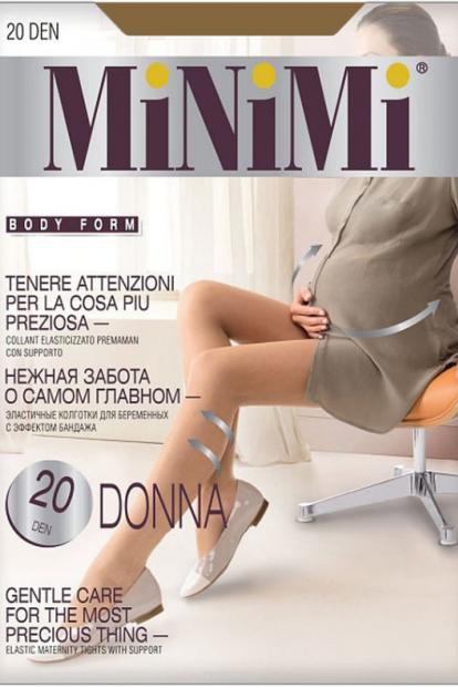 Колготки для беременных Minimi DONNA 20 - фото 1
