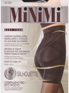 Высокие утягивающие колготки Minimi SILHOUETTE 40