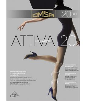 Колготки классические Omsa ATTIVA 20