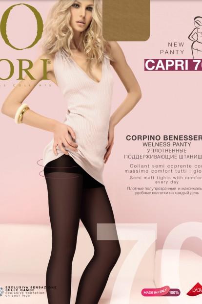 Классические колготки с шортиками ORI CAPRI 70 - фото 1