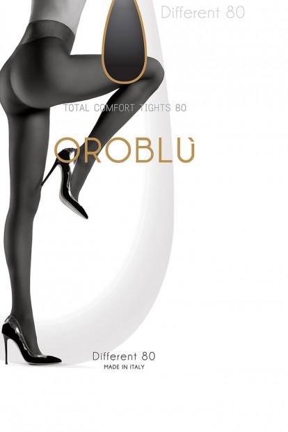 Плотные матовые колготки Oroblu DIFFERENT 80 - фото 1