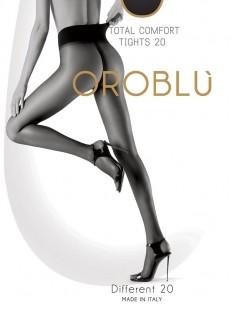 Классические матовые колготки Oroblu DIFFERENT 20