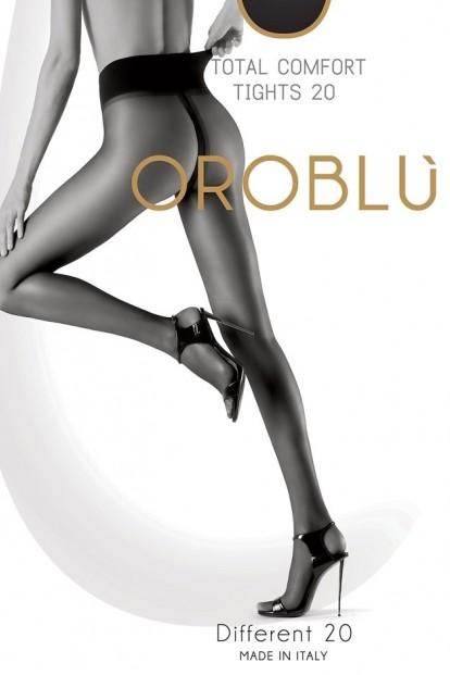 Классические матовые колготки Oroblu DIFFERENT 20 - фото 1