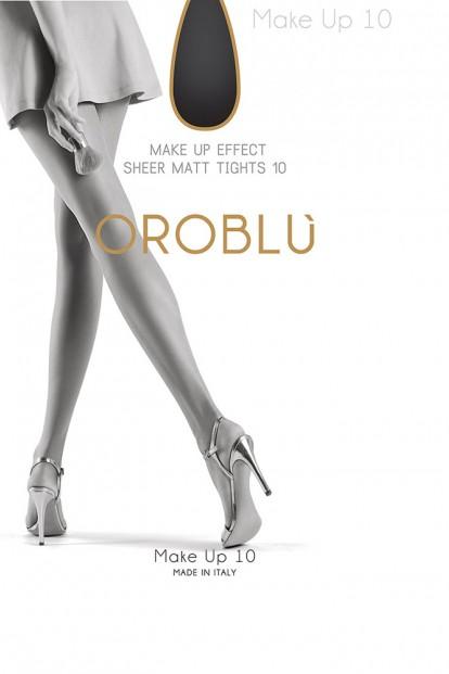 Летние матовые колготки Oroblu MAKE UP 10 - фото 1