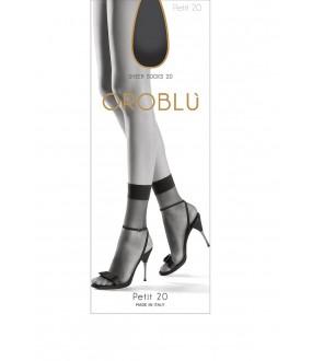 Тонкие носочки OROBLU DEMI BAS PETIT 20