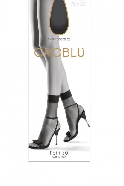 Женские капроновые носки Oroblu Demi Bas Petit 20 - фото 1
