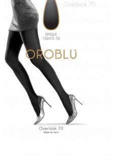 Плотные матовые колготки Oroblu OVERLOOK 70