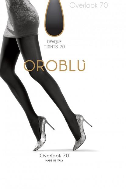 Плотные матовые колготки Oroblu OVERLOOK 70 - фото 1