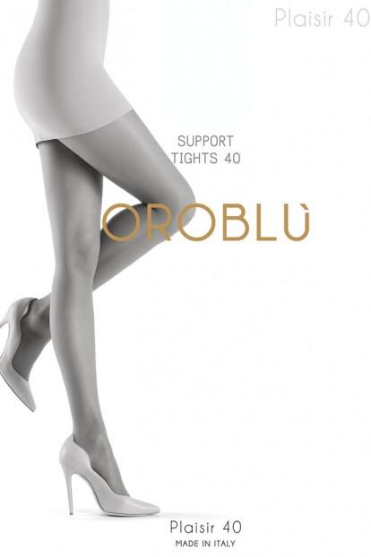 Матовые поддерживающие колготки Oroblu PLASIR 40 - фото 1