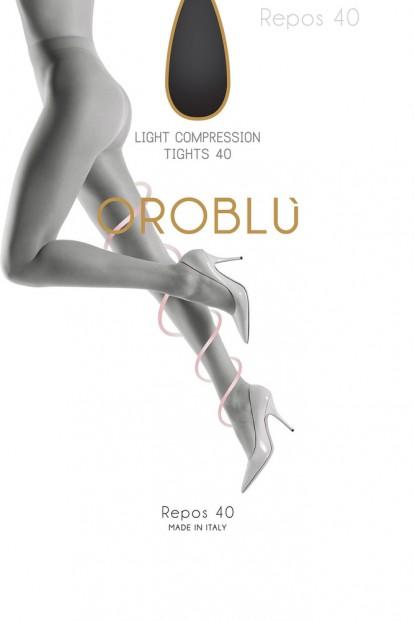 Женские компрессионные колготки Oroblu REPOS 40 - фото 1