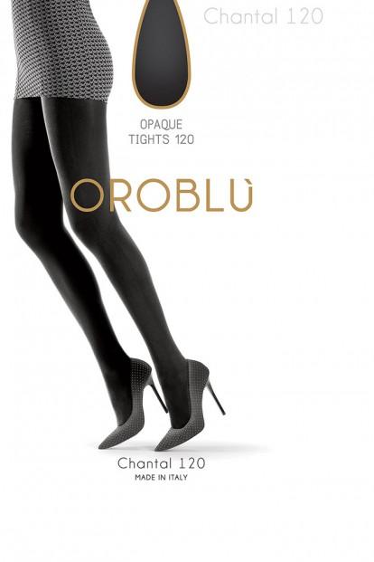Теплые матовые колготки Oroblu CHANTAL 120 - фото 1