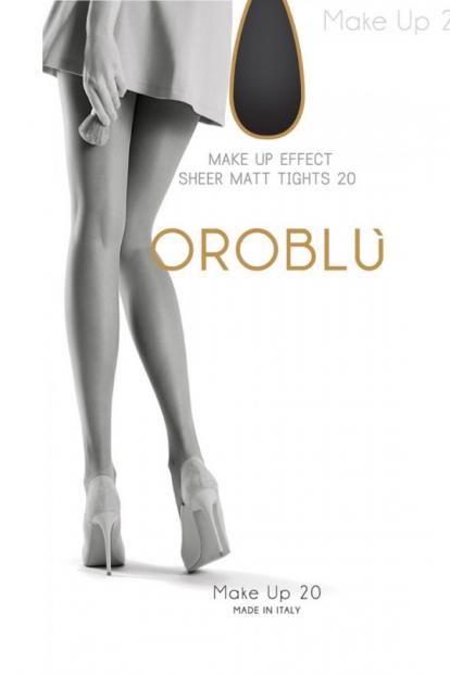 Классические матовые колготки Oroblu MAKE UP 20 - фото 1