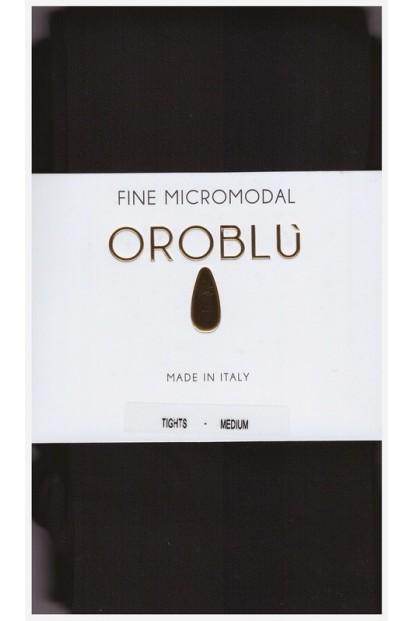 Классические теплые колготки Oroblu FINE MICROMODAL 200 - фото 1