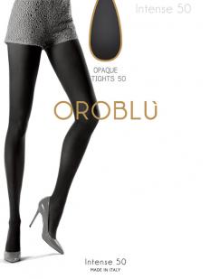 Матовые колготки Oroblu INTENSE 50
