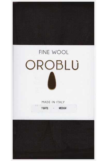 Теплые шерстяные колготки Oroblu NIVES FINE WOOL 200 - фото 1