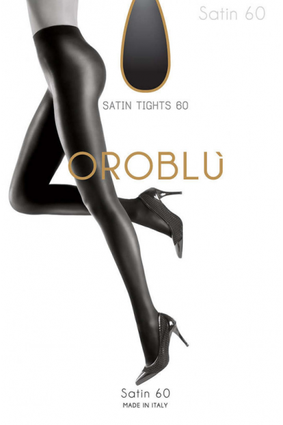 Женские колготки с глянцем Oroblu SATIN 60 - фото 1