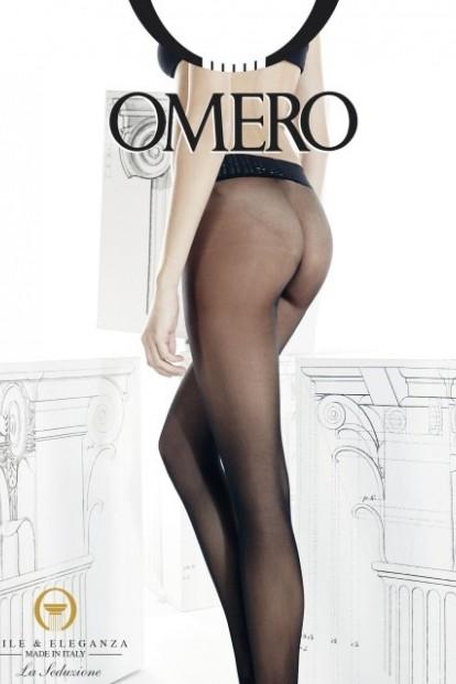 Летние матовые бесшовные колготки Omero SENSE 20 Seamless - фото 1