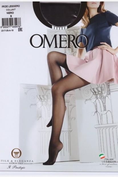 Классические летние колготки 20 ден Omero IRIDE Leggero - фото 1