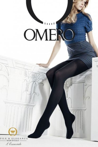 Плотные матовые колготки Omero CHIMERA 70 - фото 1