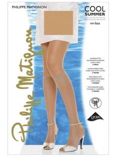 Гольфы Philippe Matignon Cool Summer 8 Mi-bas