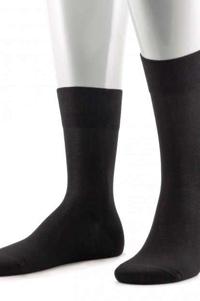 Хлопковые мужские носки SERGIO di CALZE 15SC1 cotton mercerized - фото 1