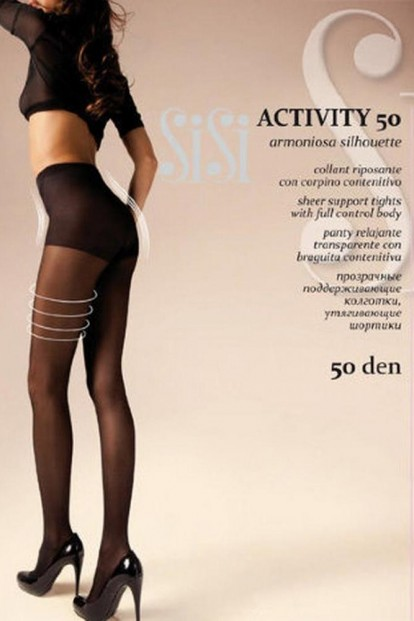 Утягивающие колготки Sisi Activity 50