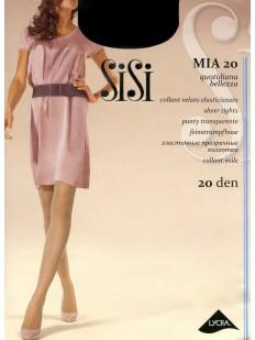 Классические колготки с шортиками Sisi MIA 20