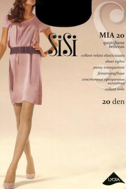 Классические колготки с шортиками Sisi MIA 20 - фото 1