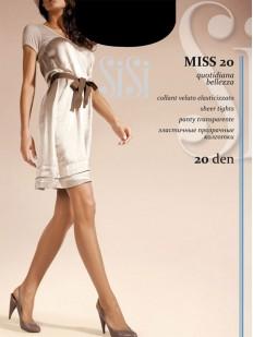 Классические колготки с шортиками Sisi MISS 20
