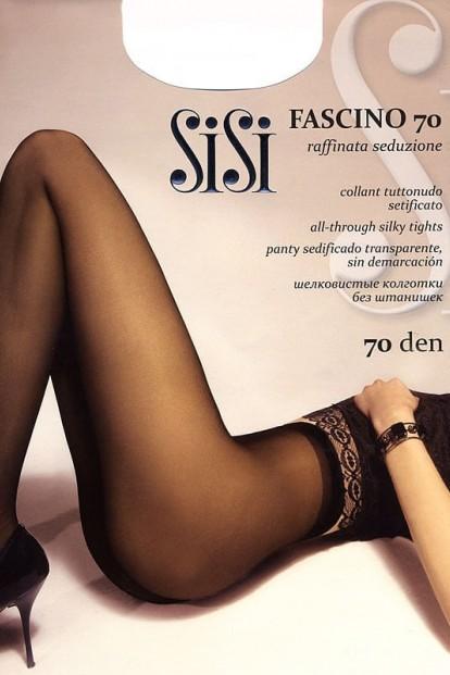 Классические женские колготки Sisi FASCINO 70 - фото 1