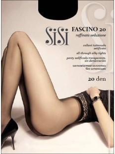Классические колготки Sisi FASCINO 20