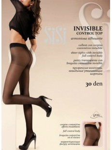 Колготки Sisi Invisible 30 Control Top