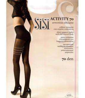 Колготки классические SiSi ACTIVITY 70