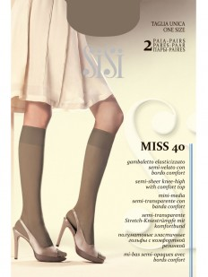 Гольфы Sisi Miss 40 Gambaletto