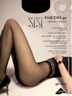 Классические колготки Sisi FASCINO 40