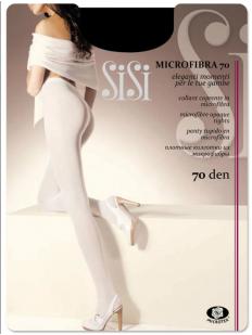Матовые колготки Sisi MICROFIBRA 70