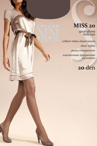 Классические колготки с шортиками Sisi MISS 15 - фото 1