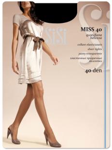 Классические колготки с шортиками Sisi MISS 40